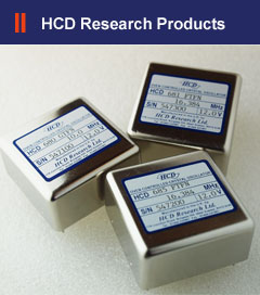 HCD Research Ltd