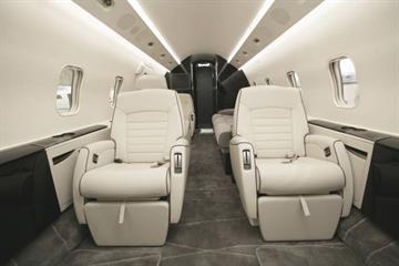 Farnborough Aircraft Interiors