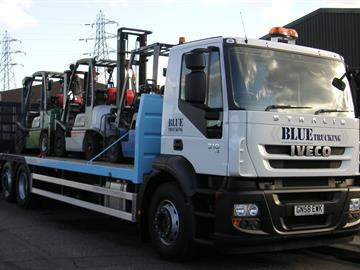 Bluewater Forklift Hire