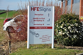 HFE Signs & Banners