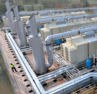 Industrial Power Cooling