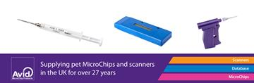 Avid PLC (Pet MicroChips and Database)