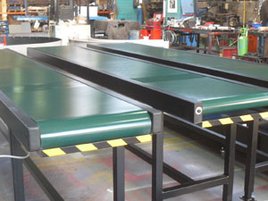 Central Conveyor Belting and Accessories