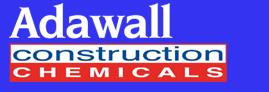 Adawall Construction Chemicals