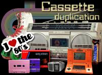 Cassette Tape Duplication