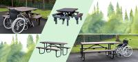 Glasdon Sets New Benchmark in Picnic Seating Solutions