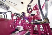 Industry 4.0 manufacturing