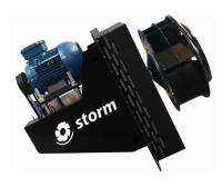 The Heat-Resistance is On: New CLIBOS-TR High Temperature Fan