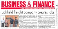 In The Papers – Espace Creates Jobs Through Growth