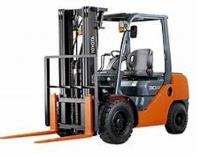 New Forklift Acquired