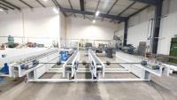 L.A.C Design & Build Bespoke Indexed Chain Conveyor