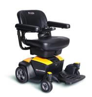 New Approval for Pride Mobility Products