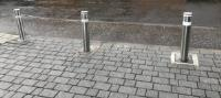 Rising Bollards 101 – An introduction to bollards and their uses