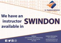 ITSSAR & RTITB Instructors Available In Swindon