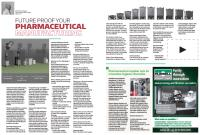 Future Proof your Pharmaceutical Manufacturing Processes
