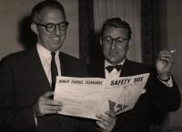 James Tye: Ahead of his time – the superhero of safety