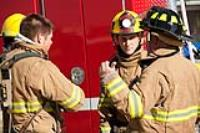 Technology to improve firefighter safety