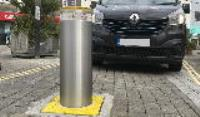 Automatic Rising Bollards – Truro, Cornwall County Council
