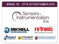 Complete range from the PST group at Sensors and Instrumentation