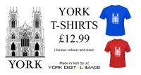 All New York (old York) T shirt design