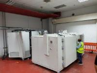 Thermal Shock Chamber Installation & Commissioning