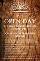 Timber Shop Open Day - Saturday 28th September