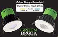 New Vela Switch Colour Changing Downlight