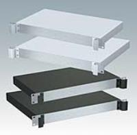 """New 19"""" Rack Mount Enclosures With Smooth Top"""