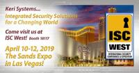 Access Control at ISC West 2019