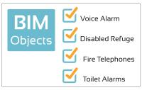 Voice Alarm System BIM Objects Announced by UK Manufacturer