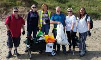 Naylor Join Beach Clean