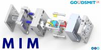 The Metal Injection Moulding (MIM) Process