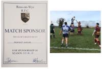 Ross-On-Wye Rugby Team