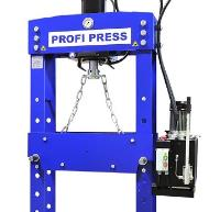 30 TON HYDRAULIC PRESS | HOW DOES IT WORK?