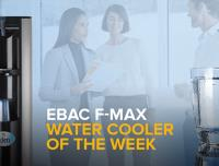 Water Cooler of the Week – EDEN F-MAX MAINS-FED