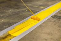 HOW TO PLAN LINE MARKINGS INSIDE A WAREHOUSE