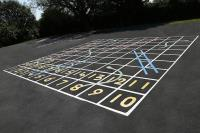 IS IT TIME TO REFRESH YOUR PLAYGROUND MARKINGS?