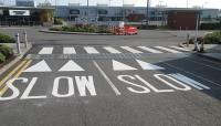DIFFERENT TYPES OF LINE MARKING PAINTS AND WHERE THEY ARE USED