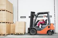 FORKLIFT TRUCK SALES IN THE UK HAVE DOUBLED OVER TEN YEARS