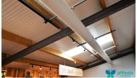 Fabric Ducting in Retail applications