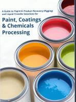 HPS Releases New Guide to Product Recovery and Liquid Transfer