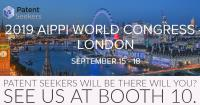 AIPPI 2019 comes to London