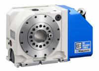 Upgraded rotary table is stronger and more compact