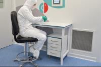 New Sealwise Cleanroom Furniture Range Exclusive To Cleanroomshop