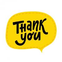 Customer Satisfaction Survey – A Big Thank You