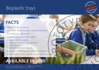 Gratnells to launch compostable storage tray for education sector at BETT Show 2020