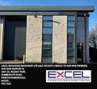 Excel Packaging Machinery move premises.