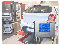 Fast-responding chilled mirror hygrometer selected for emissions control tests in China