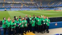 Premier League Clubs Kick-Off #PassOnPlastic Campaign with help from Glasdon Cup Stackers