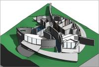 EXCITING, UNIQUE BIM DESIGN PROJECT IN BAGSHOT, CAMBERLEY.